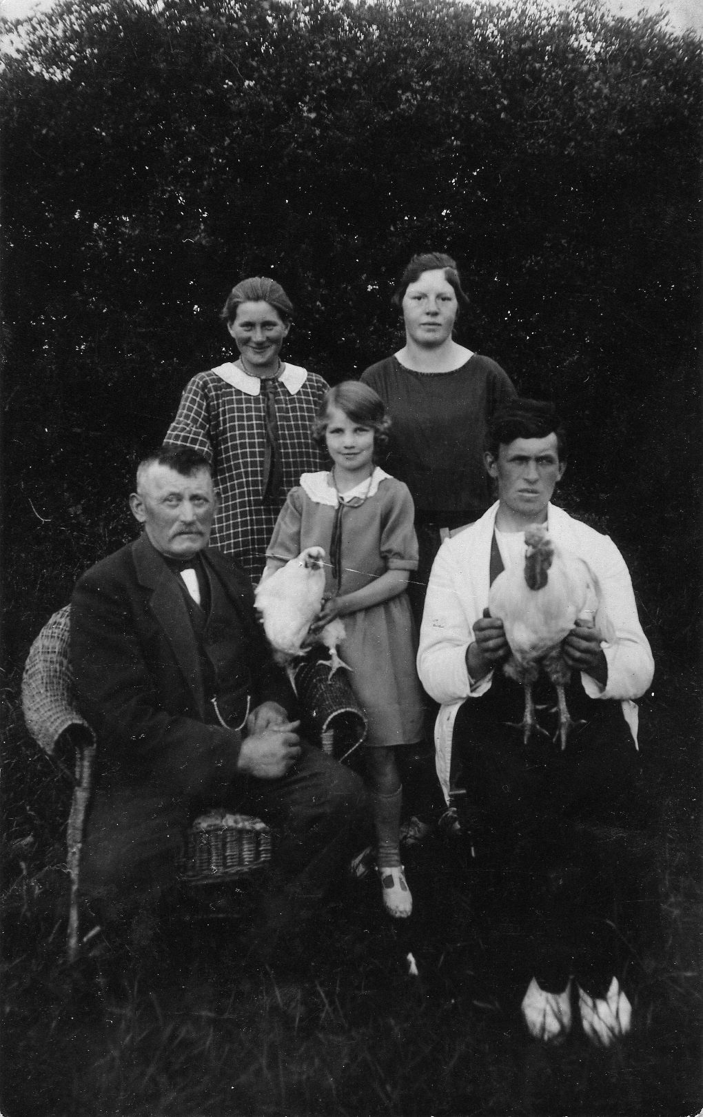 Laurids Peter Devantier & Family